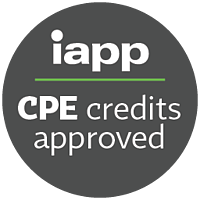 IAPP CPE Approved Logo