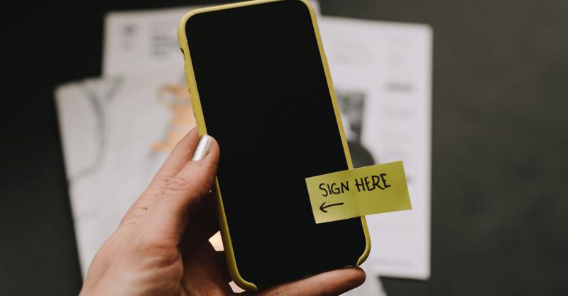 Waar moet u op letten bij het overstappen op digitaal ondertekenen?